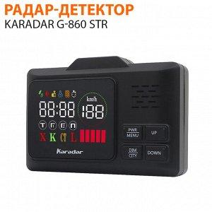 Радар-детектор Karadar G-860 STR