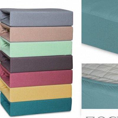 ОГОГО Какой Выбор постельного белья. Красивые расцветки — Простыни на резинке 160х200 см — Простыни на резинке