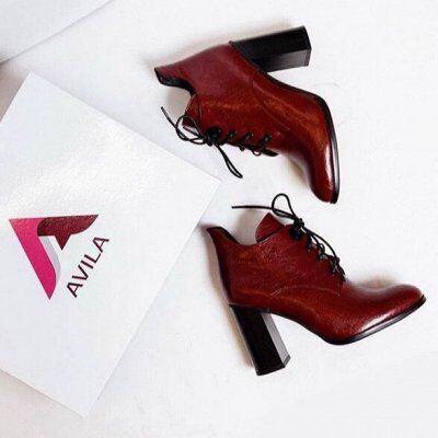 ASTABELLA. Распродажа обуви осень-зима. Раздача за неделю — Сапоги и полусапожки. Распродажа. — Кожаные