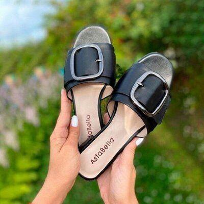 ASTABELLA. Распродажа обуви осень-зима. Раздача за неделю — Сандали, сабо  и босоножки. Новая коллекция — На каблуке