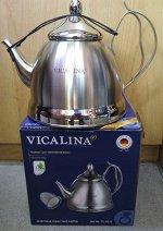 Чайник Vicalina