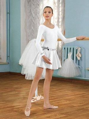юбка Арина балерина,полиэстер
