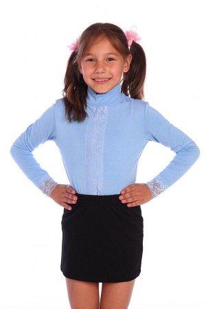 Водолазка Характеристики: Состав- вискоза 100% Удобная и красивая водолазка для девочек из вискозы.