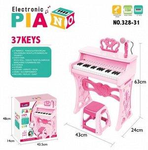 Пианино в наборе OBL793504 328-31 (1/6)