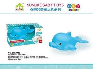 Дельфин OBL793021 SL87038 (1/48)
