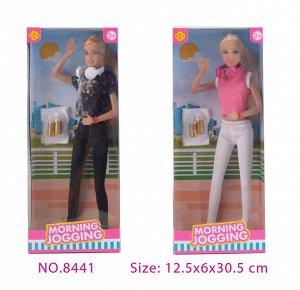 Кукла в наборе 8441 (1/24)