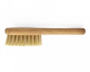 Расческа-щетка для волос из натур. бука, щетина кактус