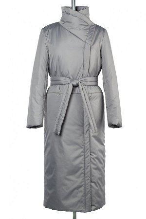 04-2633 Куртка демисезонная (термофин 200) Плащевка серый