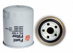 Фильтр топливный FC-174 (23304-7800) SAK-FC1107/SAKURA