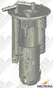 Фильтр топливный FS-7301/JN-8001 (16010-S84-A01)/JS Asakashi
