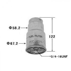 Фильтр топливный AGAMA FC-1184 (23390-64450) (замена VIC FC-184)