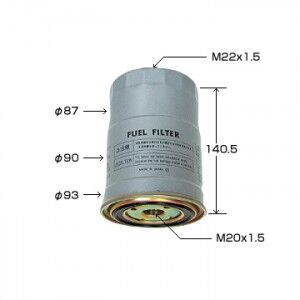 Фильтр топливный FC-332 VIC
