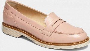 Отличные туфли приятного пудрового цвета, но к сожалению оказались велики на стопу 25 см. Брала в пристрое , без примерки