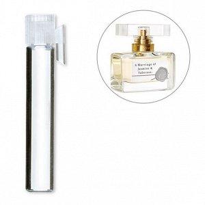 Парфюмерная вода A Marriage of Jasmine & Tuberose для нее - пробный образец (0,6 мл)