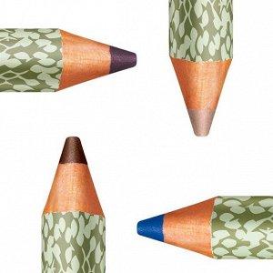 "Тени-карандаш для век ""Металлик"""