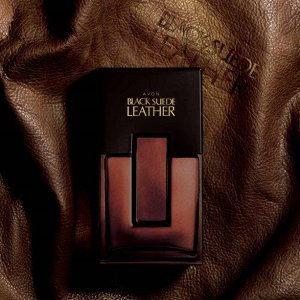 Туалетная вода Black Suede Leather для него, 75 мл