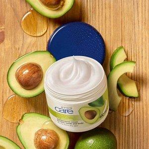 Увлажняющий мультифункциональный крем для лица, рук и тела с маслом авокадо, 400 мл
