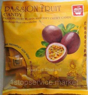 Жевательные тайские конфеты MITMAI со вкусом Маракуйи