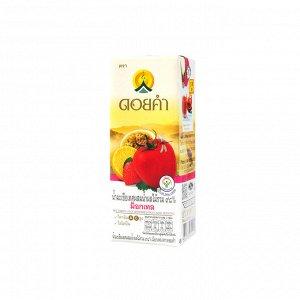 Томатный сок с миксом фруктовых соков 200 мл