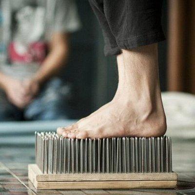 Повтор легендарной йога закупки🔥 Все для твоей практики тут! — Садху доски с гвоздями — Корректоры стопы