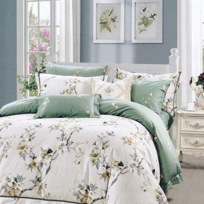 Сайлид! Невероятное качество постельного белья! В наличии 🚀 — Сатин — Двуспальные и евро комплекты