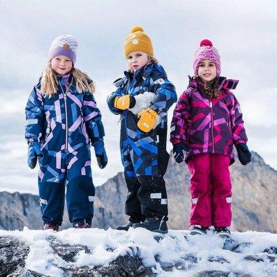 💥Обувь! Супер цены!🍁Одевайся вся семья!🍂Осень-Зима🔥😍   — Детские зимние костюмы и пуховики!Новинки! — Верхняя одежда
