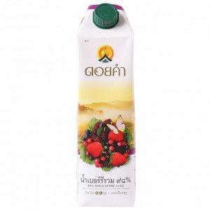 Микс ягодных соков 1 л