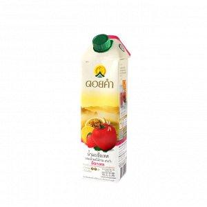 Томатный сок с миксом фруктовых соков 1 л