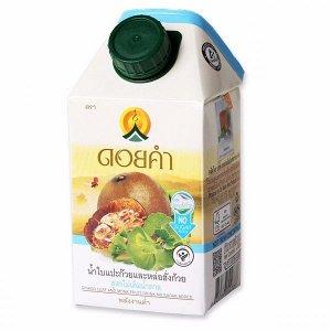 Напиток из листьев гинкго и фрукта монк без сахара 500 мл