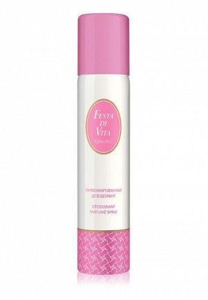 Парфюмированный дезодорант для женщин Festa di Vita