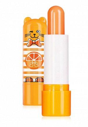Защитный бальзам для губ «Кот Апельсин»