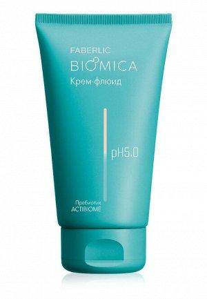 Крем-флюид для тела, рук и лица Biomica