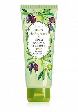 Крем для рук «Олива  бергамот» Fleurs de Provence