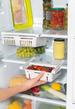 Раздвижной контейнер в холодильник