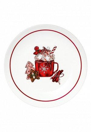 Тарелка десертная «Сладости»