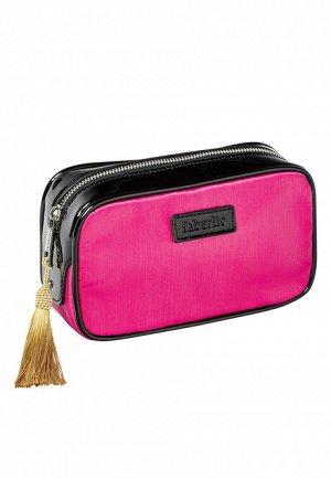 Косметичка-клатч, цвет розовый