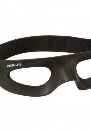 ДЭНАС-очки Вес: 130 гр.. ДЭНАС-очки– выносной электрод для воздействия на зону вокруг глаз (параорбитальная зона), подключаемый к универсальным аппаратам для динамической электронейростимуляции. Приме