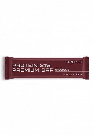 Протеиновый батончик Protein Premium Bar со вкусом шоколада