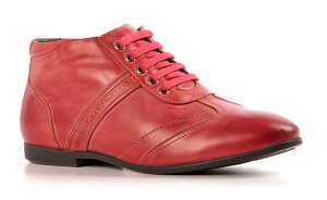 Ботинки GRAND GUDINI, Красный