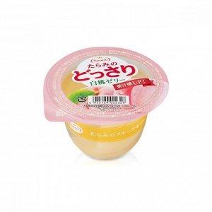 Желе фруктовое  Tarami с кусочками фруктов Персик 230г