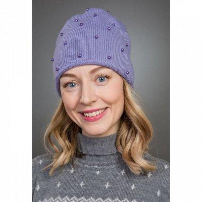 РАСПРОДАЖа шапок FIKO от 62 руб  — Женские шапки — Вязаные шапки