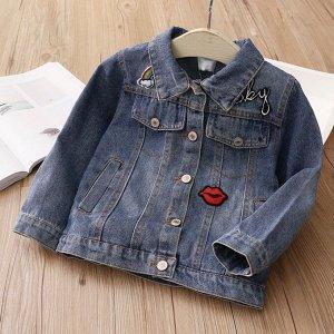 Джинсовая куртка BabyKids Element a230