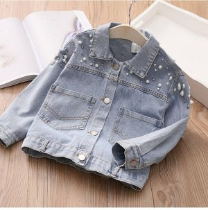 Джинсовая куртка BabyKids Element a251