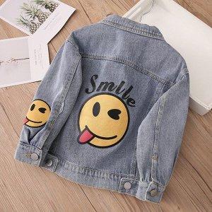 Джинсовая куртка BabyKids Element a255