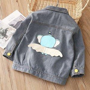 Джинсовая куртка BabyKids Element a236