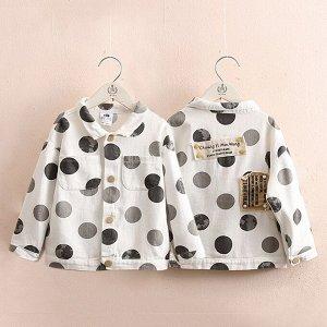 Джинсовая куртка BabyKids Element a048