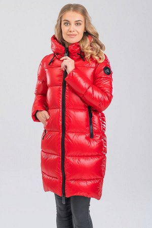 Красный Зимнее пальто в спортивном стиле – один из самых удачных стильных выборов на холодный период для ежедневной носки. Без больших затрат вы приобретете себе зимнюю вещь, которую можно будет носит