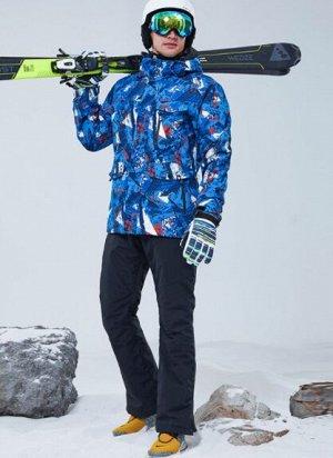 Костюм Мембранный горнолыжный костюм состоит из куртки и брюк. Спортивный крой костюма никак не сковывает, давая полную свободу движениям. Горнолыжный мембранный костюм отлично подойдет как для активн