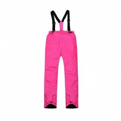 Комфортная зимняя одежда! Мембрана по супер цене! — Детские лыжные штаны.1. — Брюки
