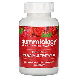 Gummiology, Мега-мультивитамины для взрослых  , 100 жевательных таб